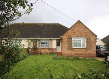 3 bed semi-detached bungalow for sale in Rylands Close, Williton, Taunton TA4