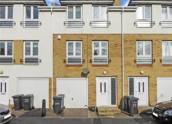 Thumbnail 3 bed town house for sale in Suffolk Road, Gravesend, Kent