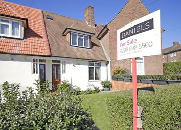 Thumbnail 3 bed terraced house for sale in Southover, Downham, Bromley