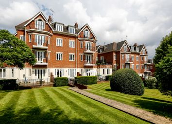 Thumbnail 2 bedroom flat to rent in Holly Lodge, Wimbledon Hill Road, London
