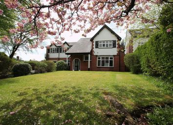 Thumbnail 4 bedroom detached house for sale in Higher Lane, Whitefield, Manchester