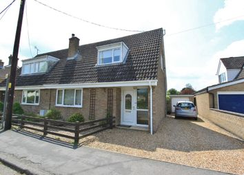 Thumbnail 2 bed semi-detached house for sale in Buckingway Business, Anderson Road, Swavesey, Cambridge