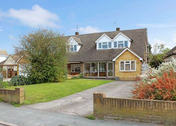 Thumbnail 3 bed semi-detached house for sale in Swan Lane, Runwell, Wickford