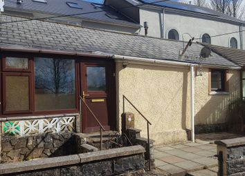 Thumbnail 2 bed terraced bungalow for sale in Pantile Row, Glyncorrwg, Port Talbot