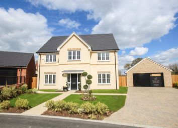 Thumbnail 5 bed detached house for sale in Meadowsweet Way, Newport, Saffron Walden