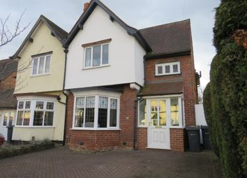 Thumbnail Semi-detached house for sale in Royal Road, Sutton Coldfield