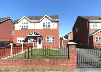 Thumbnail 2 bed semi-detached house for sale in Lydbury Crescent, Kirkby, Liverpool