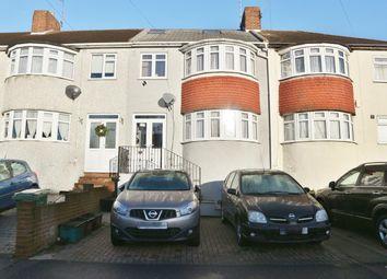 Thumbnail 4 bedroom terraced house for sale in Eversley Avenue, Bexleyheath, Kent