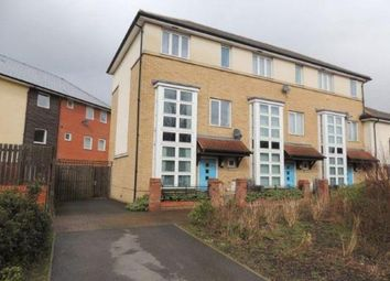 Thumbnail 4 bedroom end terrace house for sale in Seaton Grove, Broughton, Milton Keynes, Bucks