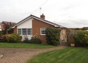 Thumbnail 3 bed bungalow to rent in Castleton Close, Nottingham