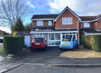 Thumbnail 6 bed detached house for sale in Magnolia Drive, The Rock, Telford