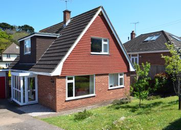 Thumbnail 3 bed detached house for sale in Lower Drive, Dawlish