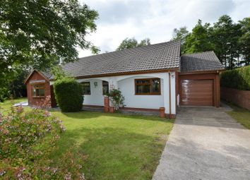 Thumbnail 4 bed detached bungalow for sale in Emanda Gardens, Pencoed, Bridgend
