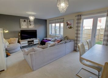 Thumbnail 4 bed town house for sale in Sentrys Orchard, Exminster, Exeter