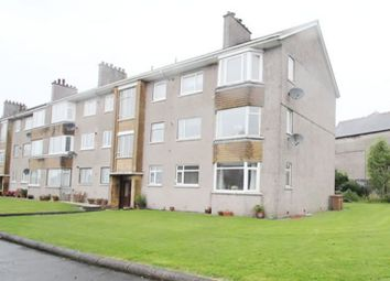 Thumbnail 2 bed flat for sale in 12, Overton Crescent, West Kilbride KA239Hg