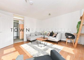 Thumbnail 3 bedroom flat to rent in Mowatt Close, London
