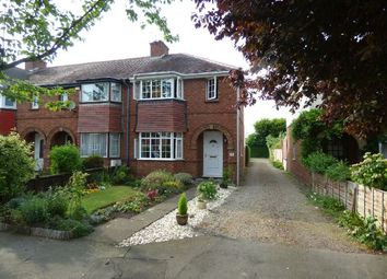 Thumbnail 3 bed end terrace house for sale in Windsor Avenue, St John's, Worcester