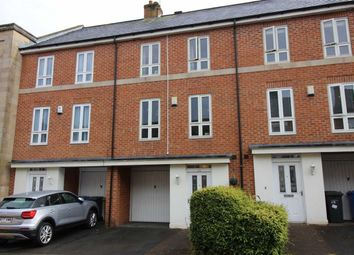 Thumbnail 3 bed town house for sale in Edward Street, Derby