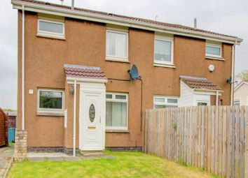 Thumbnail 1 bed semi-detached house for sale in Carrick Vale, Cleland, Motherwell