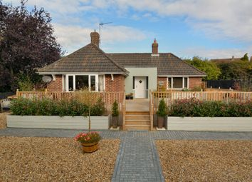 Thumbnail 3 bedroom detached bungalow for sale in Hill Crescent, Haverhill