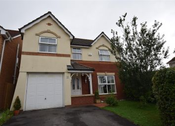 Thumbnail 4 bed detached house for sale in Llys Gwent, Barry