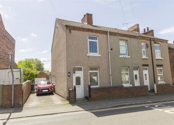 Thumbnail 2 bedroom terraced house for sale in Station Road, Brimington, Chesterfield