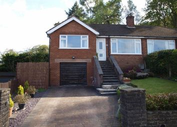 Thumbnail 3 bed semi-detached bungalow for sale in Windsor Avenue, Caergwrle, Wrexham