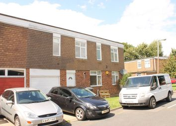 Thumbnail 3 bed terraced house to rent in Lilac Close, Chingford, London