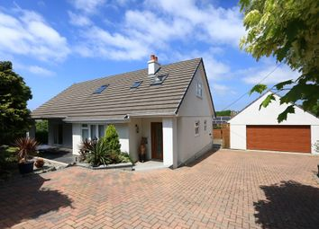 Thumbnail 4 bedroom detached house for sale in Blackberry Lane, Plymstock, Plymouth