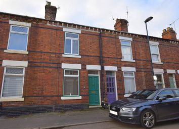2 bed terraced house for sale in City Road, Chester Green, Derby DE1