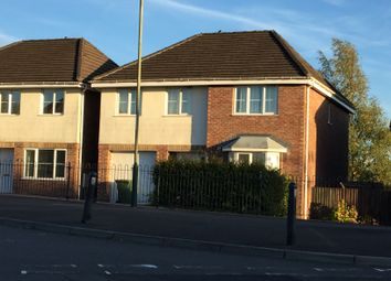 Thumbnail 4 bed detached house to rent in Llys Cyncoed, Oakdale