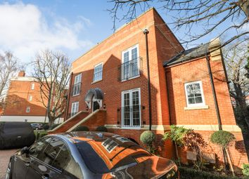 Thumbnail 2 bed flat for sale in Elizabeth House, Queens Reach, East Molesey