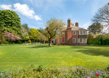 Thumbnail 6 bed detached house for sale in Cliff Way, Compton, Winchester, Hampshire
