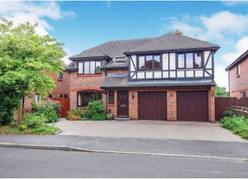 Thumbnail 5 bed detached house for sale in The Drove, Eastleigh