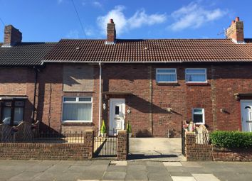 Thumbnail 3 bed terraced house for sale in Central Avenue, North Shields