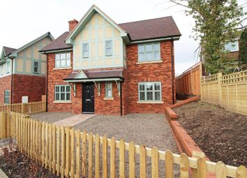 Thumbnail 3 bed detached house for sale in The Moors, Cressage, Shrewsbury