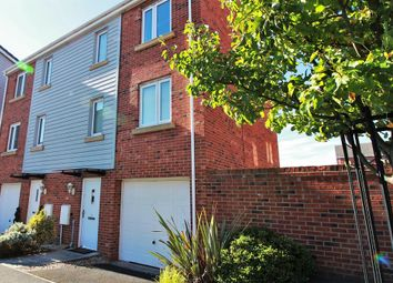 Thumbnail 3 bed town house for sale in Lock Keepers Way, Hanley, Stoke-On-Trent