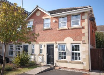 Thumbnail 3 bed mews house for sale in Garden Close, Poulton-Le-Fylde