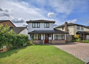 4 bed detached house for sale in Vicarage Gardens, Marshfield, Cardiff CF3
