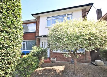 Thumbnail 3 bed end terrace house for sale in Park Road, Stanwell, Staines-Upon-Thames, Surrey