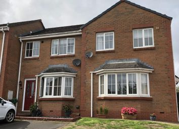 Thumbnail 3 bed terraced house to rent in Wastwater Close, Carlisle