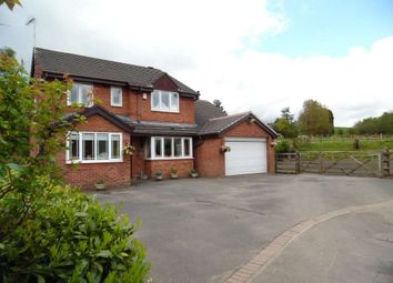 Thumbnail 4 bed detached house for sale in Lower Fields Rise, Shaw, Oldham