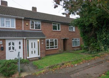 Thumbnail 3 bed terraced house for sale in Tudor Way, Hertford