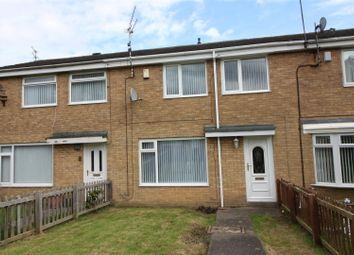 Thumbnail 3 bed terraced house for sale in Chirton Green, Blyth