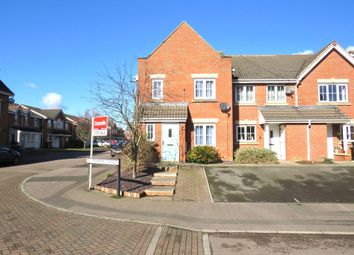 Thumbnail 3 bed end terrace house for sale in Buttermere Close, Melton Mowbray