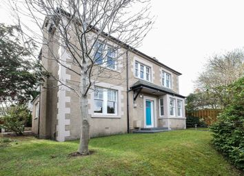 Thumbnail 4 bed detached house for sale in Craigleith Road, Edinburgh