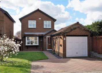 Thumbnail 3 bed detached house for sale in Dowling Close, Snodland