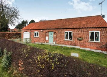 Thumbnail 3 bed detached bungalow for sale in Church Close, Wetwang, Driffield