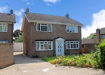 Thumbnail 4 bedroom detached house to rent in High Street, Irchester, Wellingborough