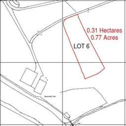 Thumbnail Land for sale in Plot 6, Severnside Farm, Walham, Gloucester, Gloucestershire